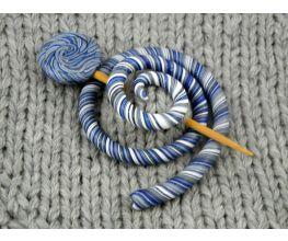 Premo Spiral Shawl Pin and Stick