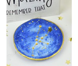 Sculpey Air-Dry™ Star Splatters Dish