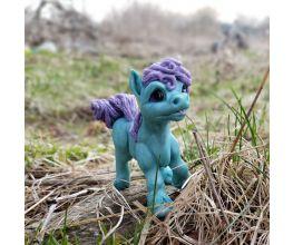Premo Accents Pony Figurine