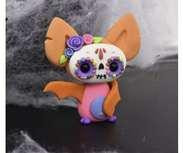 Sculpey III® Sugar Skull Bat