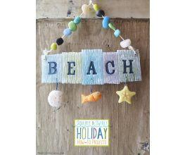 Premo! Sea Glass Beach Sign