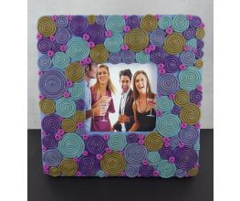 Sculpey® III Extruded Picture Frame