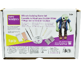Ultimate Sculpting Starter Set
