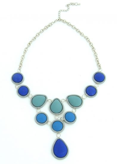 Sculpey® III Waterfall Necklace