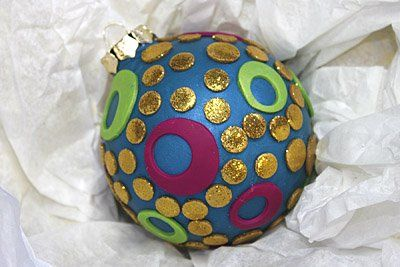 Sculpey Premo™ Retro Ornament