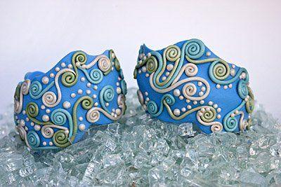 Sculpey Bake Shop Light™ Sea Bracelet