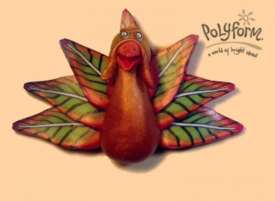 Premo! Turkey Magnet