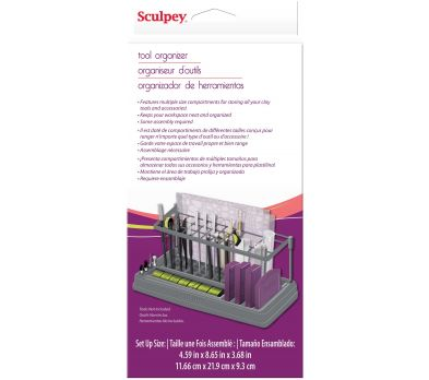 Sculpey® Tool Organizer