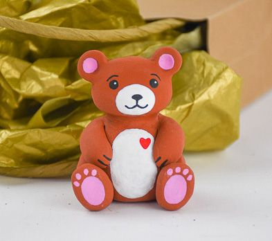 Original Sculpey® Terra Cotta Bear