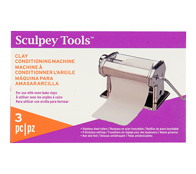 Sculpey Tools™ Clay Conditioning Machine