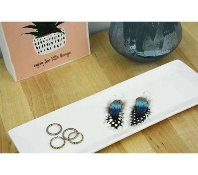 Sculpey III® Whimsy Wings Earrings