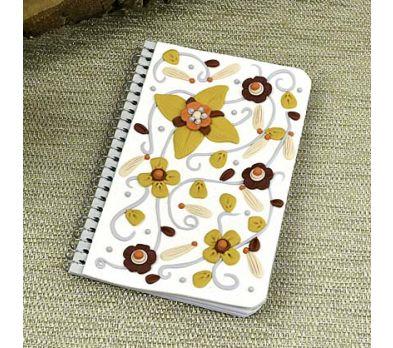 Sculpey Premo™ Botanical Notebook
