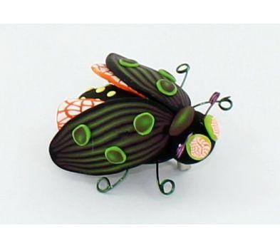 Sculpey III Fantasy Bug Pin