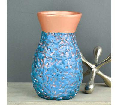 Sculpey Premo™ Faux Hammered Copper Vase