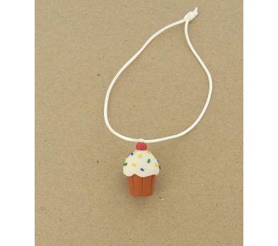 Original Sculpey® Cupcake Necklace