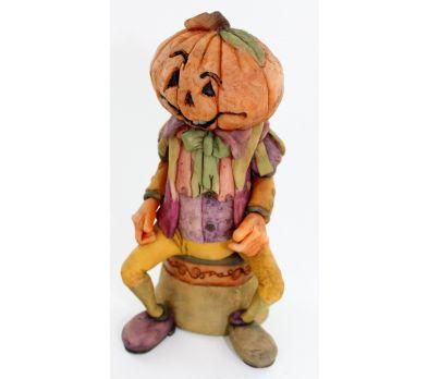 Super Sculpey Pumpkin Pondering