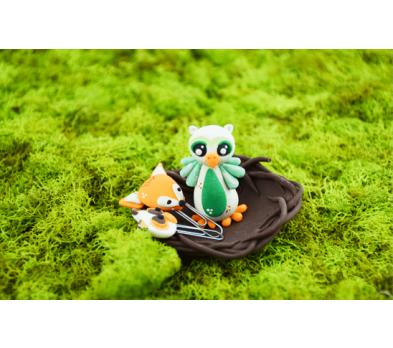 Sculpey Bake Shop™ Owl Trinket Dish