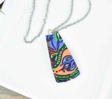 Sculpey Premo™ Pop of Color Pendant