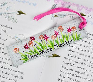 Original Sculpey® Gift for Teacher - Bookmark
