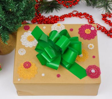 Liquid Sculpey® Mandala Gift Embellishments