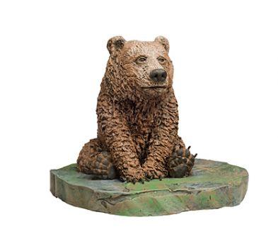 Artist Inspiration - Paul Pape Bear Sculpture