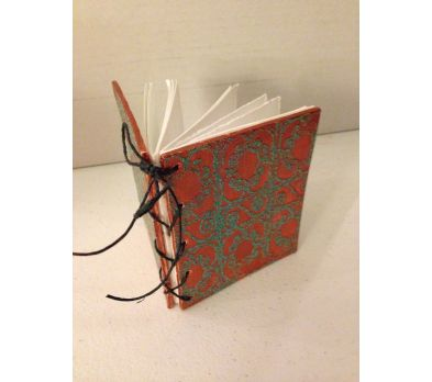 premo Book with Embossed Covers
