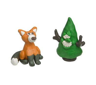 Sculpey Non-Dry™ Forest Friends
