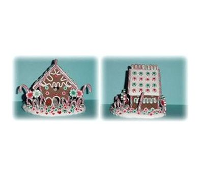 premo! Gingerbread Candy House