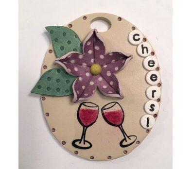 Souffle Wine Tag