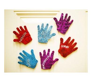 premo! Children's Hand Magnets