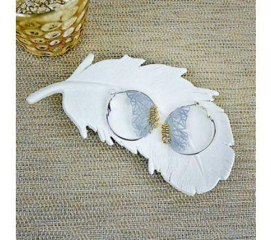 Liquid Sculpey® Butterfly Hoop Earrings