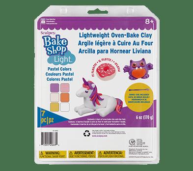 Sculpey Bake Shop Light™ Multi-pack Pastel
