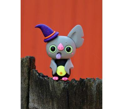 Sculpey III® Little Lazies Halloween Bat
