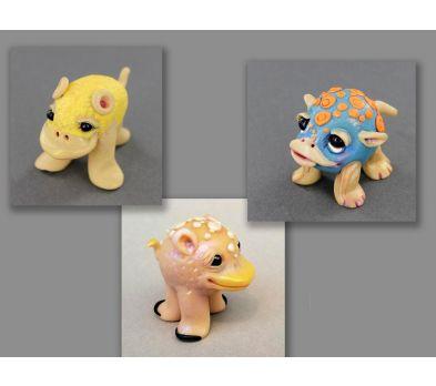 Souffle Mugglie Figurines