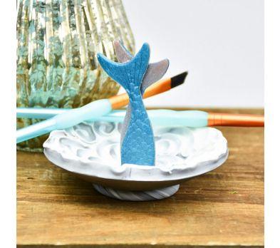 Premo Sculpey™ and Liquid Sculpey® Ocean Waves Ring Dish