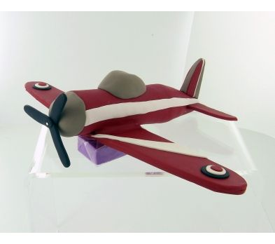 Sculpey® III Model Airplane for March Craft Month