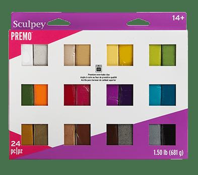 Sculpey Premo™ Multi-pack 24 Pc