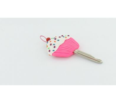 Sculpey® Bake Shop Cupcake Key Topper