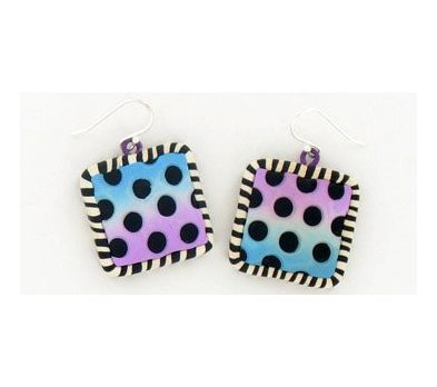 Sculpey Premo™  Clay Punched Earrings