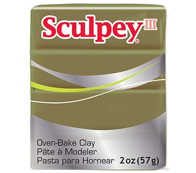Sculpey III® Camouflage