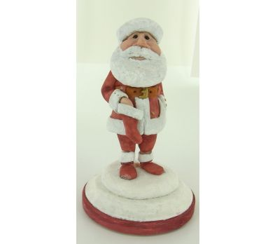 Super Sculpey® Santa Claus Is Coming To Town!