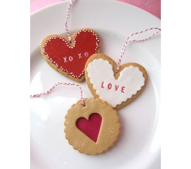 Sculpey Premo™ Sweet Valentine's Day Cookies