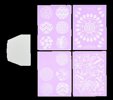 Sculpey Silkscreen Kit
