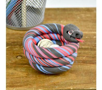 Sculpey Bake Shop Light™ Snake Bowl