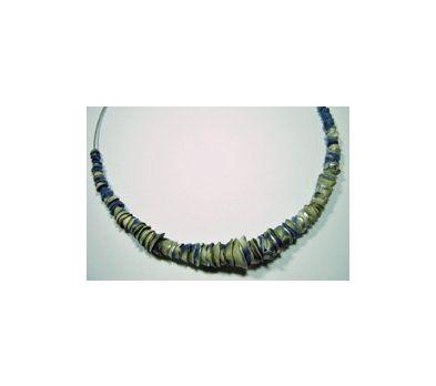 Sculpey Soufflé Rag Rug Necklace