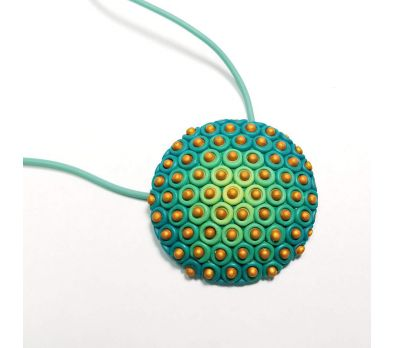 Sculpey Soufflé™ SynsPin Graduated Pendant