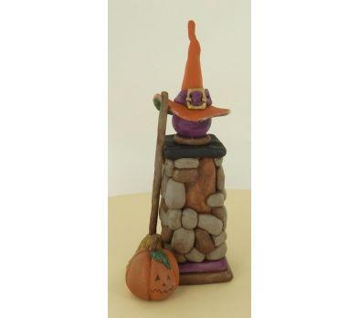 Super Sculpey® Halloween Scene
