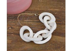 Sculpey Soufflé™ Chunky Chain Bracelet