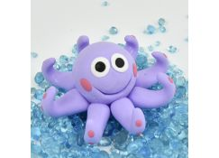 Sculpey Bake Shop Light™ Octopus Bathtub toy