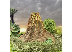 Sculpey Air-Dry™ Volcano for School Project or Rainy Afternoon